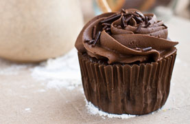 Cupcake Full Chocolate