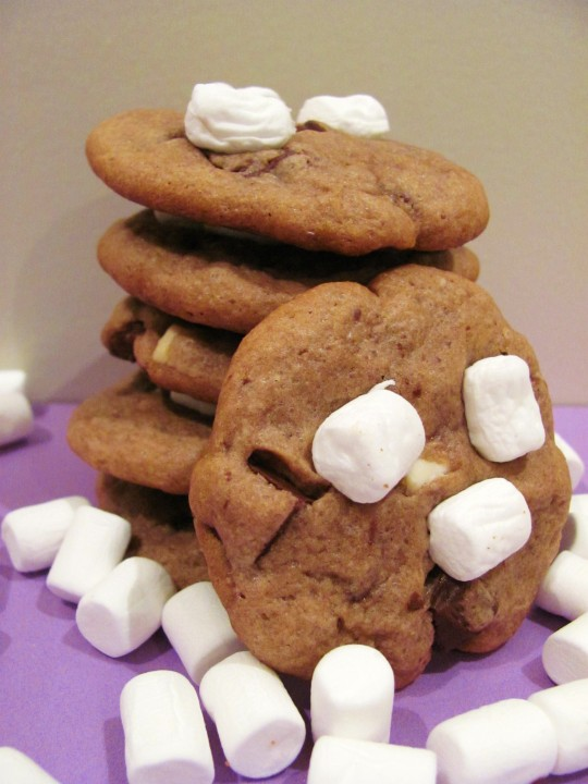 Cookie de 4 chocolates