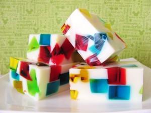Cuadraditos de colores